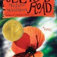 I believe the American title is Jellicoe Road and the original title is On the Jellicoe Road. This cover is the most unappealing cover to me. I'm not big on flowers as design elements and […]