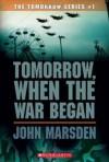 Tomorrow When the War Began Cover