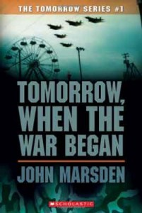 Tomorrow When the War Began Cover